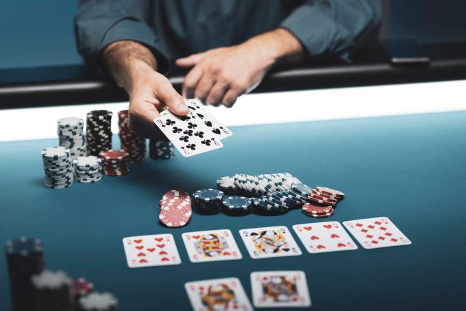 5 Tips To Improve Your Poker Game From Beginner To Advanced