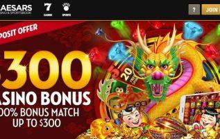 Caesars Casino App Bonus