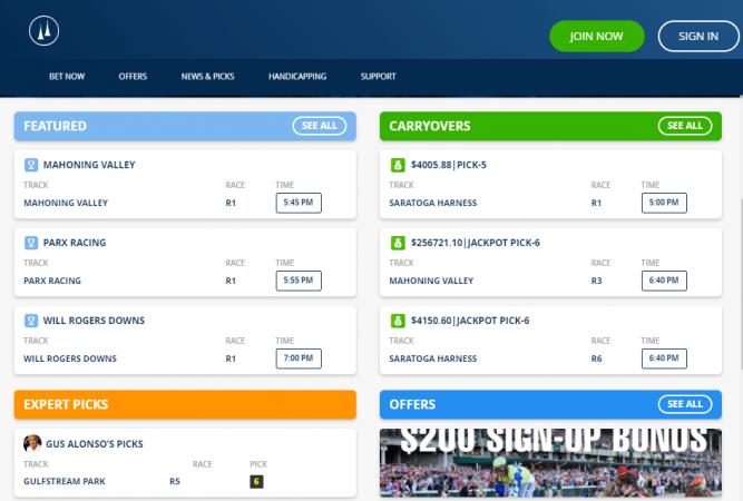 Twinspires Tennessee Sportsbook App